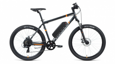 Cyclone Plus 26 2.0 disc 500w (2021)